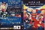 miniatura La Liga De La Justicia Desventurados La Pelicula Por Centuryon cover dvd