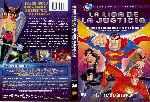 miniatura La Liga De La Justicia Desventurados La Pelicula Region 1 4 Por Joseluiscaicedo cover dvd