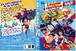 miniatura La Liga De La Justicia En Accion Temporada 01 Parte 01 Superpoderes Unidos Por Centuryon1 cover dvd