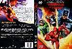 miniatura La Liga De La Justicia La Paradoja Del Tiempo Custom V2 Por Lolocapri cover dvd