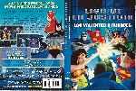 miniatura La Liga De La Justicia Los Valientes Y Audaces Por Centuryon cover dvd