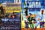 miniatura La Liga De La Justicia Sin Limites Salvando Al Mundo Region 4 Por Richardgs cover dvd