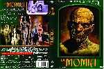 miniatura La Momia 1932 Coleccion Monstruos De Leyenda Custom Por Jhongilmon cover dvd