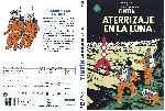 miniatura Las Aventuras De Tintin Aterrizaje En La Luna V2 Por Centuryon cover dvd