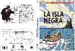 miniatura Las Aventuras De Tintin La Isla Negra V2 Por Centuryon cover dvd