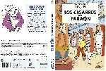 miniatura Las Aventuras De Tintin Los Cigarros Del Faraon V2 Por Centuryon cover dvd