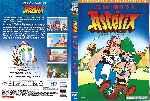 miniatura Las Doce Pruebas De Asterix Largometraje Remasterizado Por Centuryon cover dvd