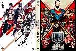 miniatura Liga De La Justicia 2017 Custom V4 Por Morgandexter cover dvd