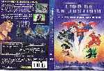 miniatura Liga De La Justicia El Juicio De La Liga De La Justicia Por Petervenenochile cover dvd