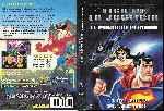 miniatura Liga De La Justicia El Paraiso Perdido Por Joseillo75 cover dvd