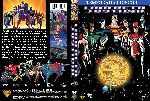 miniatura Liga De La Justicia Ilimitada Temporada 01 Disco 04 Custom Por Caraquista100 cover dvd
