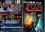 miniatura Liga De La Justicia Oscura Guerra En Apokolips Custom Por Gaabomaartinez cover dvd