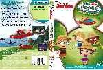 miniatura Little Einsteins Unete A La Aventura V2 Por Centuryon cover dvd