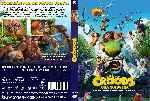 miniatura Los Croods Una Nueva Era Custom Por Lolocapri cover dvd