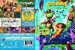 miniatura Los Croods Una Nueva Era Custom V2 Por Mrandrewpalace cover dvd