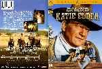 miniatura Los Hijos De Katie Elder Custom Por Lolocapri cover dvd