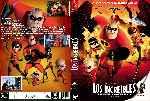 miniatura Los Increibles Custom Por Kokeath cover dvd