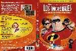 miniatura Los Increibles Edicion Especial 2 Discos Por Malevaje cover dvd
