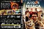 miniatura Los Juegos De La Resaca Custom Por Erwist cover dvd