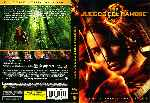 miniatura Los Juegos Del Hambre Por Pepe2205 cover dvd