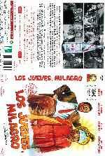miniatura Los Jueves Milagro Por Songin cover dvd