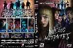 miniatura Los Nuevos Mutantes Custom Por Terrible cover dvd