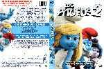 miniatura Los Pitufos 2 V2 Por Ogiser cover dvd