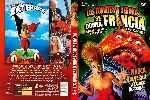 miniatura Los Tomates Asesinos Se Comen Francia Por Frankensteinjr cover dvd
