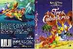 miniatura Los Tres Caballeros Clasicos Disney Region 1 4 Por Lonkomacul cover dvd