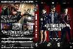 miniatura Los Ultimos Dias Del Crimen Custom Por Lolocapri cover dvd