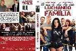miniatura Luchando Con Mi Familia Custom Por Mrandrewpalace cover dvd
