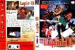 miniatura Lupin Iii La Conspiracion De Fuma Por Frances cover dvd