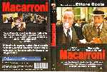 miniatura Macarroni Por Estevex cover dvd