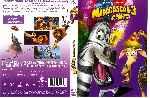 miniatura Madagascar 3 De Marcha Por Europa V2 Por Songin cover dvd