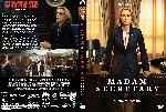 miniatura Madam Secretary Temporada 05 Custom Por Lolocapri cover dvd