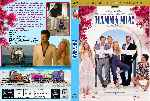 miniatura Mamma Mia La Pelicula Custom V03 Por Mastercustom cover dvd