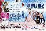 miniatura Mamma Mia La Pelicula Por Manmerino cover dvd