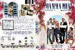 miniatura Mamma Mia La Pelicula Region 4 V2 Por Oagf cover dvd