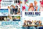 miniatura Mamma Mia Las 2 Peliculas Custom Por Pmc07 cover dvd