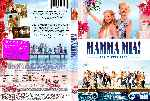 miniatura Mamma Mia Las 2 Peliculas Custom V2 Por Pmc07 cover dvd