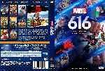 miniatura Marvel 616 Custom Por Lolocapri cover dvd