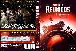 miniatura Marvel Studios Reunidos Custom Por Lolocapri cover dvd