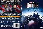 miniatura Marvel Studios Unidos Creando Falcon Y El Soldado Del Invierno Custom Por Lolocapri cover dvd