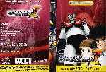 miniatura Mazinger Z Remasterizada Volumen 07 Por Aaaeee cover dvd