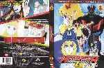 miniatura Mazinger Z Volumen 03 Edicion Impacto Por Titoproducciones cover dvd