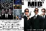 miniatura Men In Black 3 Hombres De Negro 3 Custom V2 Por Sorete22 cover dvd