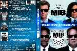 miniatura Men In Black Coleccion 4 Peliculas Custom Por Mrandrewpalace cover dvd