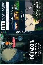miniatura Mi Vecino Totoro Por Songin cover dvd