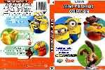 miniatura Mi Villano Favorito Mini Peliculas Custom Por Pica2106 cover dvd