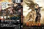 miniatura Monster Hunter Custom Por Lolocapri cover dvd